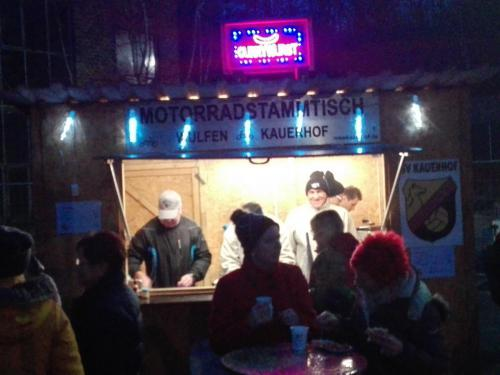 Weihnachtsmarkt am Hochofen